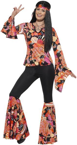 Smiffy's Willow the Hippie Kostüm Gr. XXL (45516)