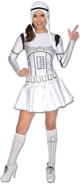 Rubie's Stormtrooper Lady Dress Adult S (3887129)
