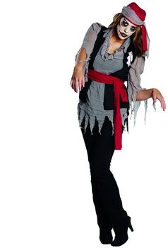 Rubie's Zombie Piratin Gr. 36 (13801)