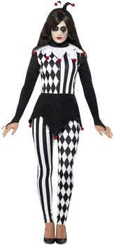 Smiffy's Female Jester Costume Gr. M (45202)