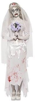 Smiffy's Till Death Do Us Part Zombie Bride Costume L (23295)