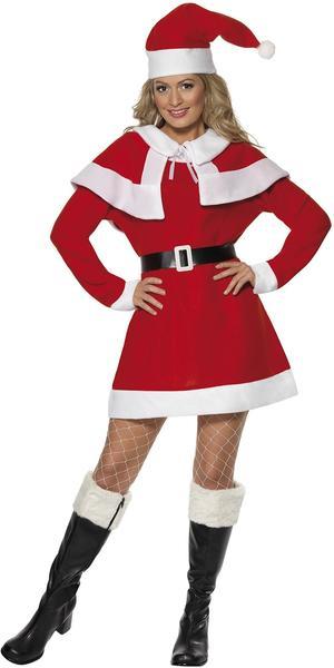Smiffy's Santa Lady L (24506)