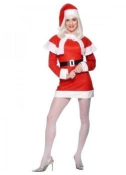 Smiffy's Santa Lady S (24506)