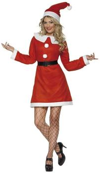 Smiffy's Weihnachtsfrau S (23171)