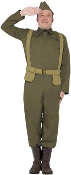 Smiffy's Ww2 Home Guard Private Gr. XL (22132)