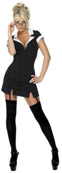 Smiffy's Fever Secretary Kostüm Gr. M (30737)