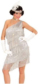 Widmann 20er Jahre Charleston Kostüm (7356) silber