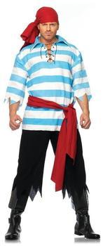 Leg Avenue Pillaging Pirate Man Costume (83663)