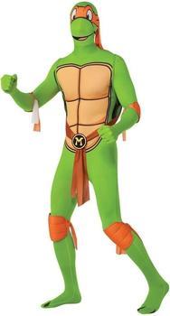 Rubie's 2nd Skin Michelangelo TMNT XL (3887451)