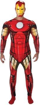 Rubie's Avengers Iron Man Herrenkostüm Deluxe XL