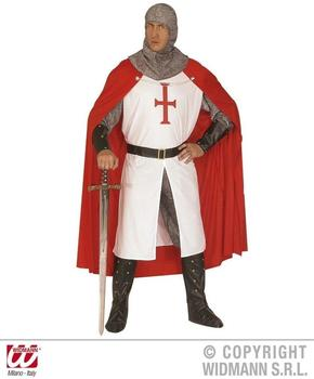 Widmann Adliger Tempelritter Mittelalter Kostüm M