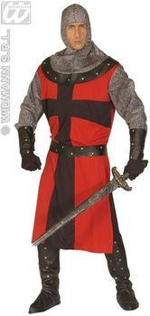 Widmann König Richard II. Kreuzritter Kostüm XL