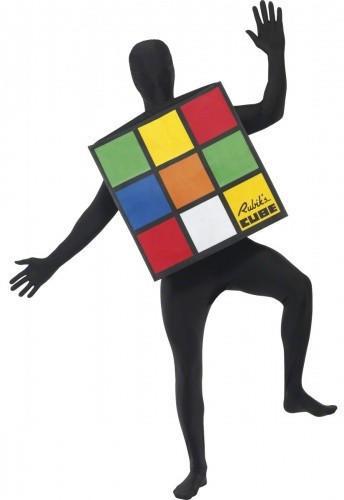 Smiffy´s Rubik´s s Cube Unisex Costume