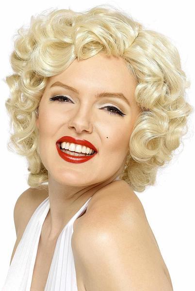 Smiffy´s Marilyn Monroe Bombshell Wig (42207)
