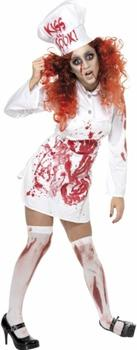Smiffy´s Hell´s Kitchen Bloody Chef Costume