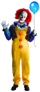 Rubie´s Deluxe Adult Pennywise Costume XS