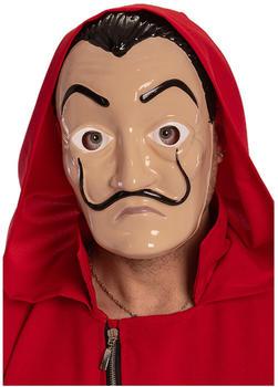 Horror-Shop Maske Salvador Dali Money Heist (36276)