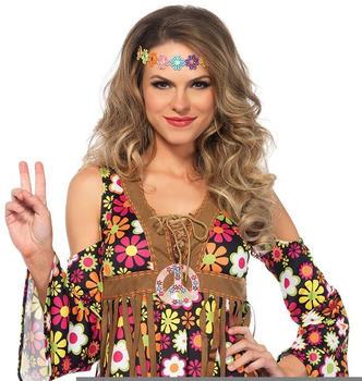 Leg Avenue Starflower Hippie (85610)