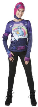 Rubie´s Brite Bomber Top and Snood (300192)