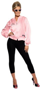 Smiffy's Grease Pink Ladies Jacket (28385)