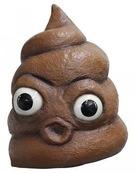 Mehron Emoji Poop Maske (28806)