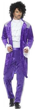 Smiffy's 80s Purple Musician Costume (48004)