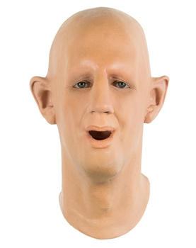 Horror-Shop Bob Schaumlatex Maske für Crossdresser & Theater (36065)