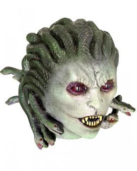 Mehron Schlangenkopf Medusa Maske (28793)