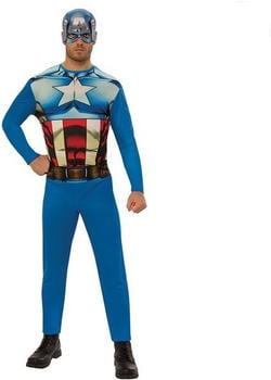 Rubie's Captain America OPP (3820955)
