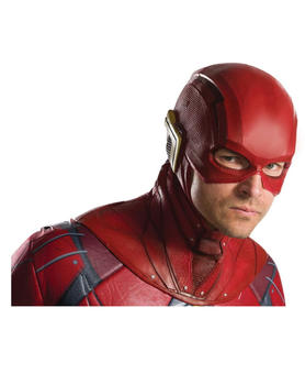 Mehron Latex Maske für Flash Kostüm (31186)