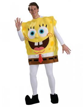 Mehron Spongebob Kostüm (27639)