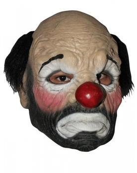 Mehron Sad Clown Maske Hobo (28819)