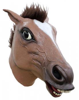 Mehron Pferdemaske mit Haaren (28785)