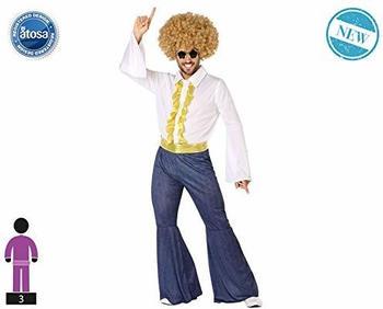Atosa Disco cowboy costume adult