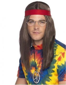 Smiffy's Hippie adult costume kit