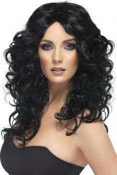 Smiffy's Black wig