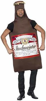 Smiffy's Studmeister beer bottle adult costume
