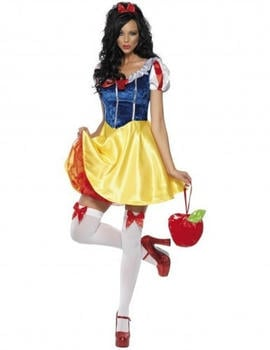 Smiffy's Fairytale sexy adult costume