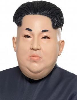 Smiffy's Korean dictator adult mask