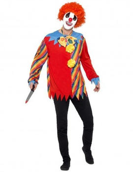 Smiffy's Horror clown kit adult costume