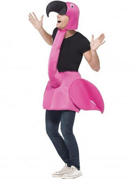 Smiffy's Pink flamingo adult costume