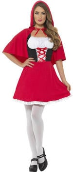 Smiffy's Little Red Riding Hood Costume (41666)