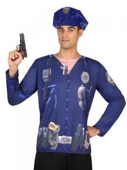 Atosa Policeman T-shirt