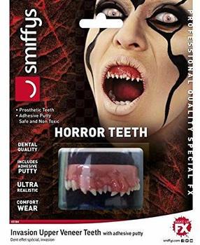 Smiffy's Horror adult alien teeth