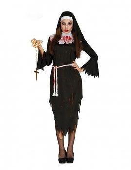 Guirca Zombie Nun Costume