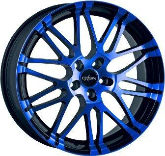 Oxigin 14 Oxrock (10x22) Blue Polish