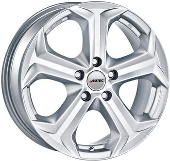 Autec Typ X - Xenos (8,5x19) brillant silver