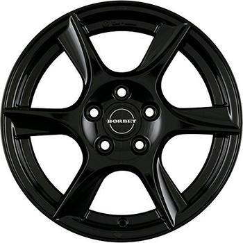 Borbet TL (6,5x16) black glossy