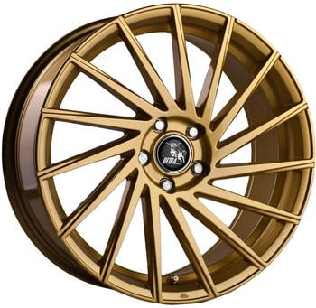 ULTRA WHEELS UA9 links (8,5x20) gold lackiert