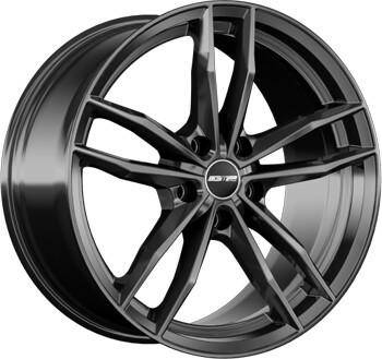 GMP Swan 7,5x17 Anthracite Glossy